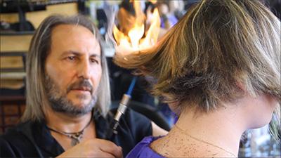 fire-hair-cut